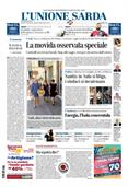 Prima pagina di oggi